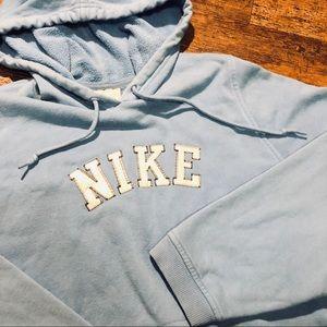 Nike Stitched Logo Hoodie